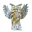 Хрустальная сова (100 благодарностей + 500 сообщений)